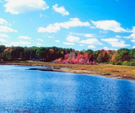 As Autumn Comes a Drifting…