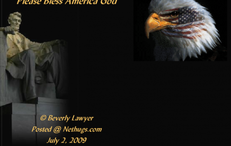 Please Bless America  God « NetHugs.com