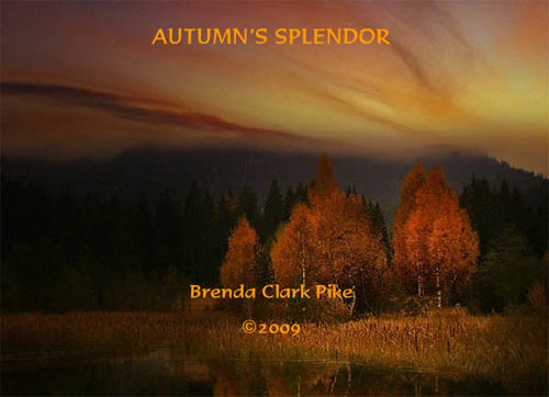 Autumn's Splendor