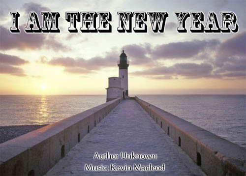 I am the New Year