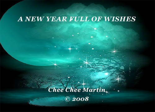 A New Year Full of Wishes