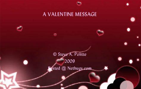 a-valentine-message