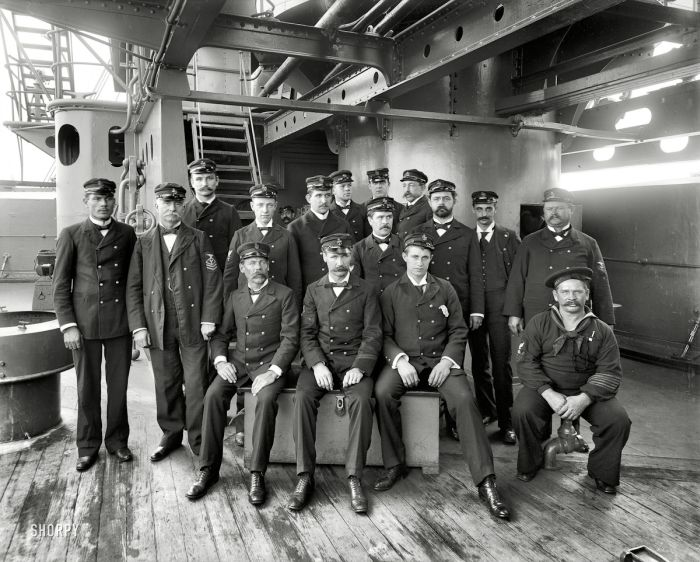 America 1870-1920 (101 pics)