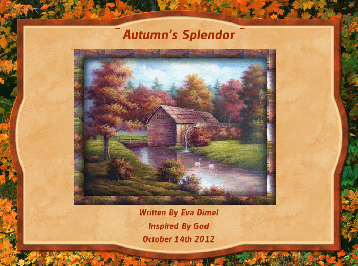 Autumn's Splendor 2