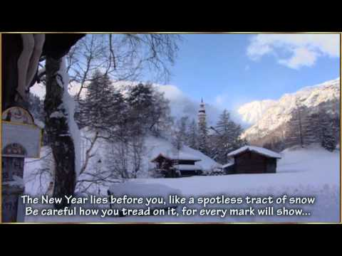 Happy New Year – Auld Lang Syne by Sissel (Live)