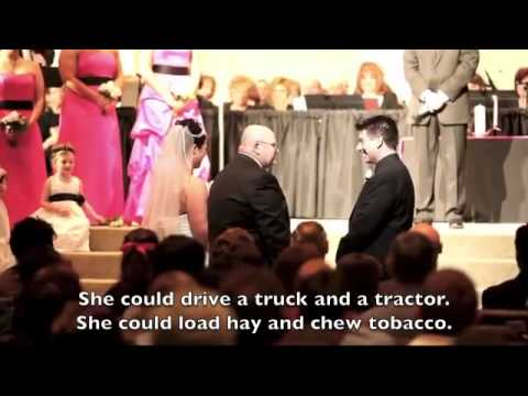 The Most Touching Speech Made by Bride's Father to the Groom