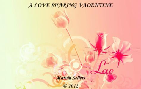 A Love Sharing Valentine