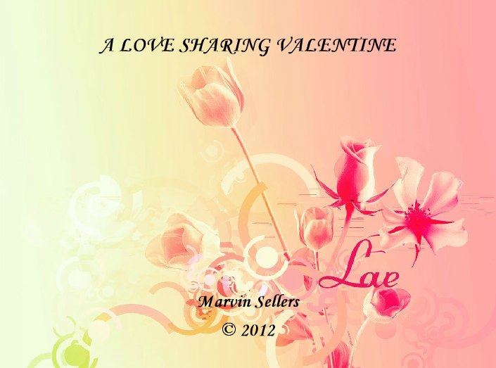 A Love Sharing Valentine