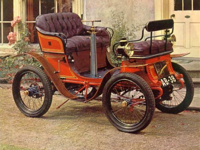 1901 De Dion Bouton