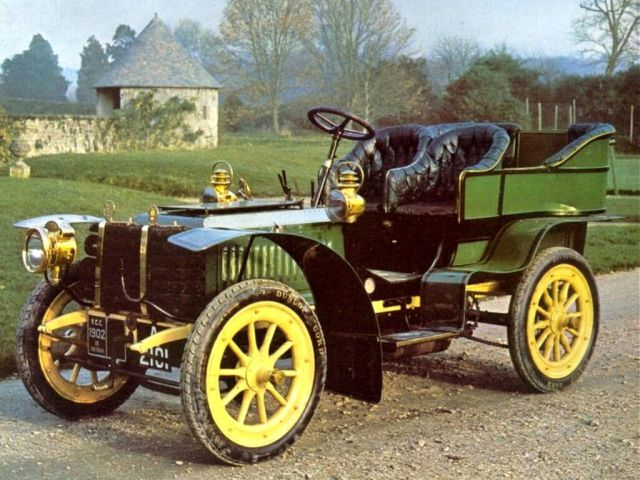 1902 De Dietrich