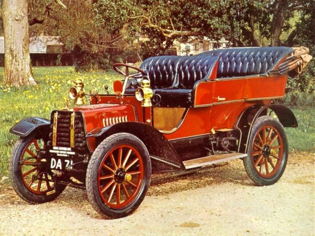 1904 Sunbeam