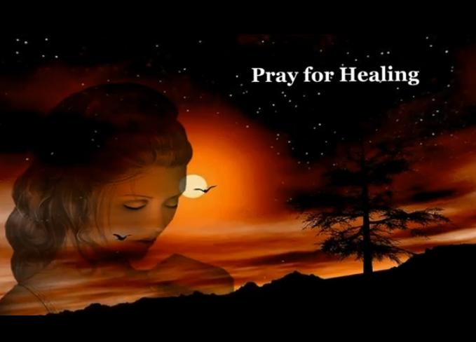 Pray for Healing