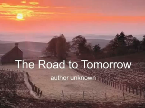 The Road to Tomorrow