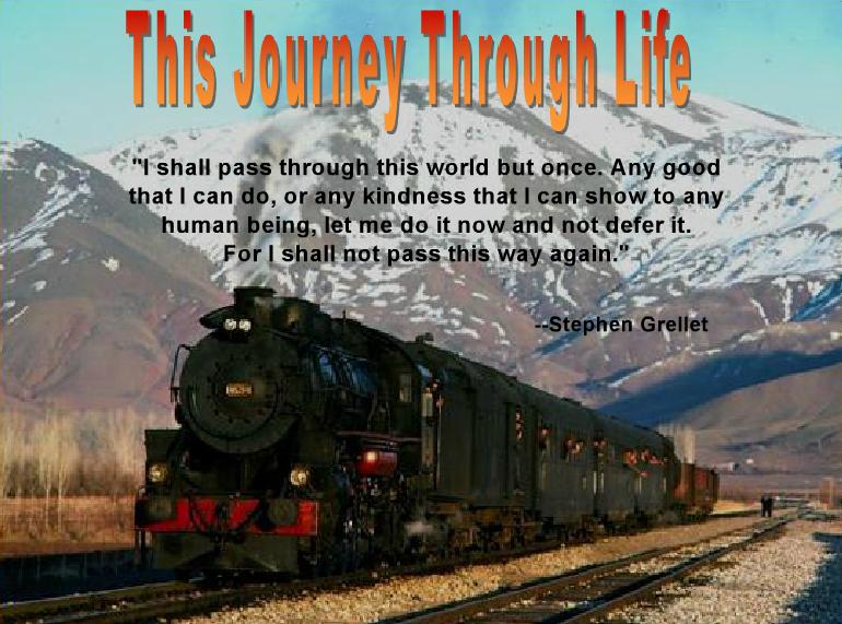 This Journey Through Life