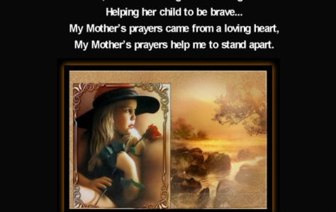 My Mother s Prayers