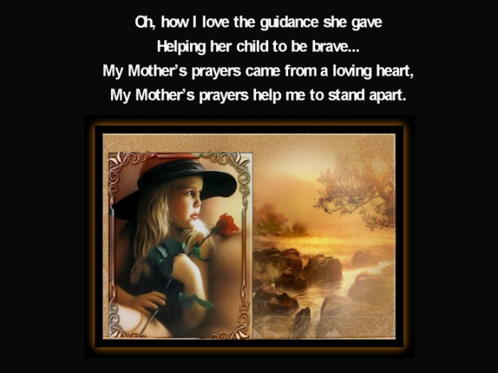 My Mother's Prayers