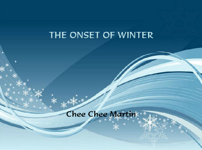 The Onset of Winter