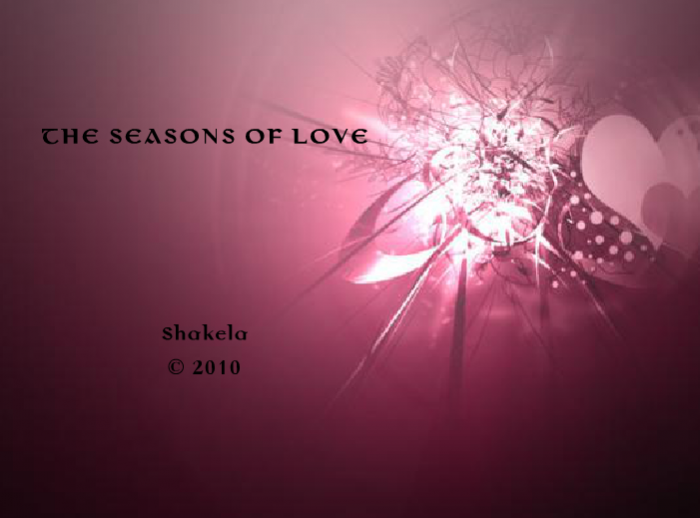 The Seasons of Love