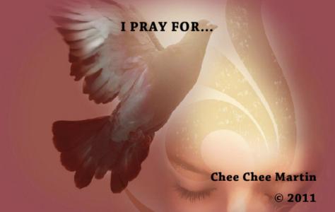 I Pray For
