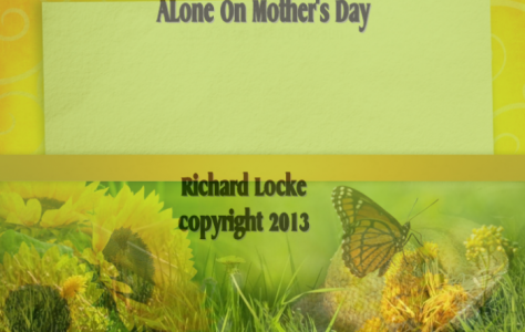 Alone On Mother s Day
