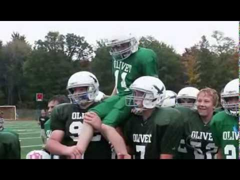Middle School Football Players Execute Life Changing Play