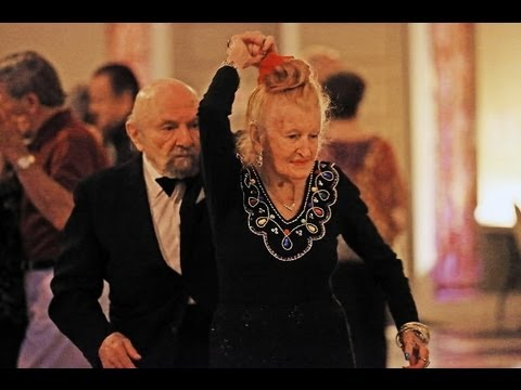 101 Year-Old Ballroom Dancer