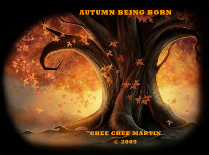 Autumn Being Born