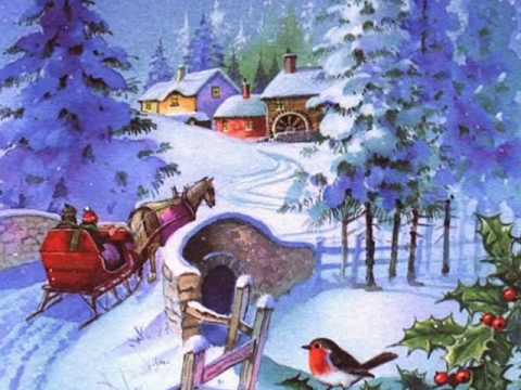 An Old Christmas Card – Jim Reeves