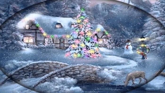 White Christmas – Tammy Wynette