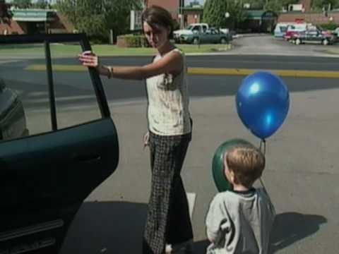 Balloons for Grandma