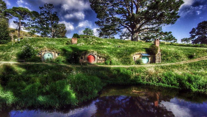 Return to the Shire – New Zealand