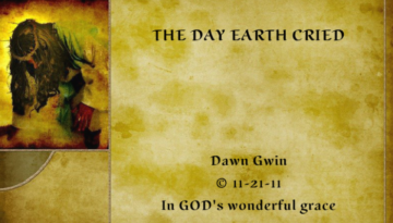 The Day Earth Cried NetHugs.com