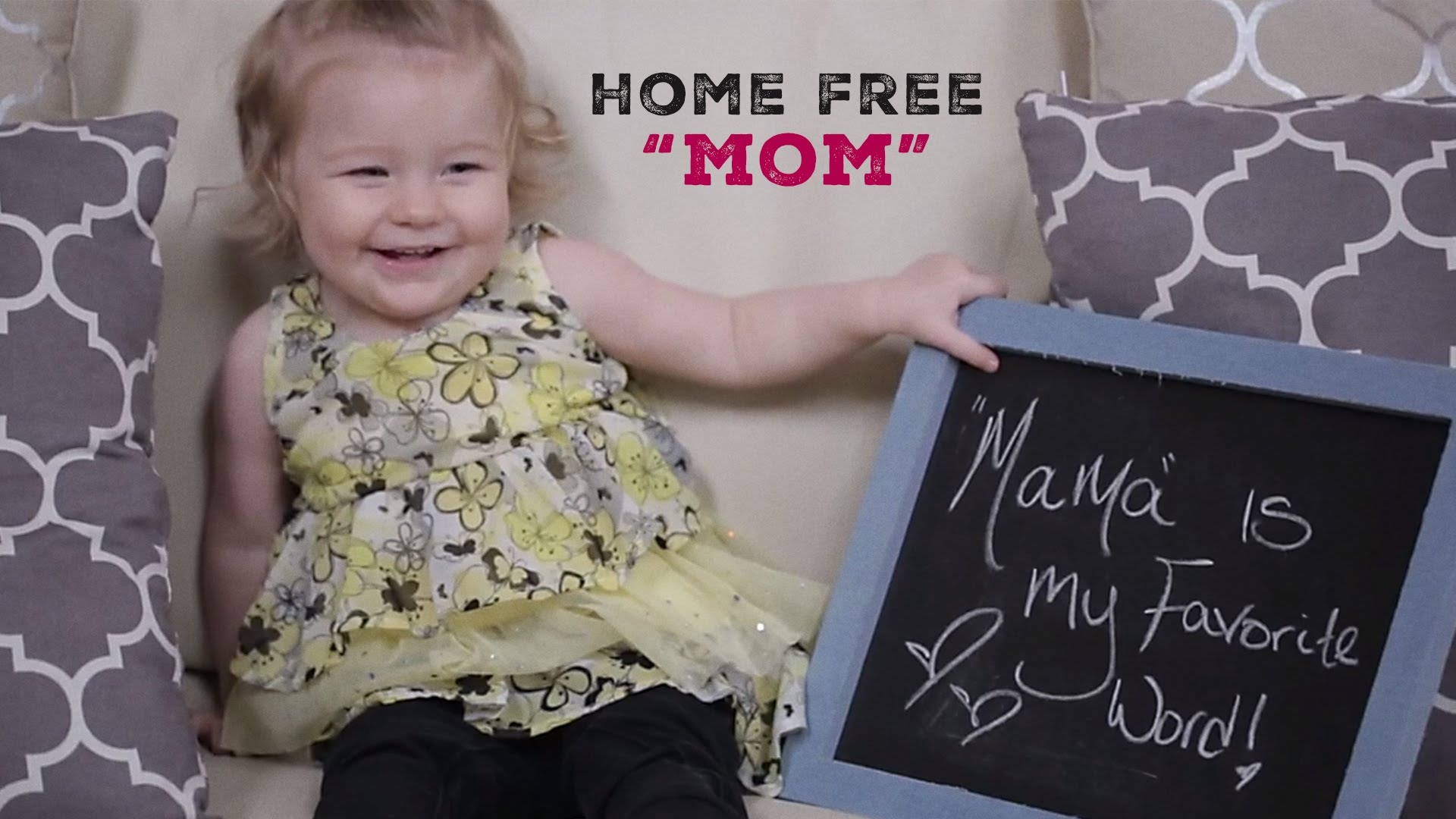 Mom – (Mother's Day) (Home Free Cover)
