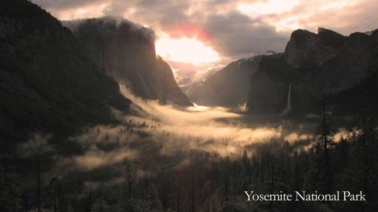 Yosemite National Park in Spring
