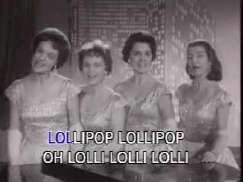 The Chordettes – Lollipop
