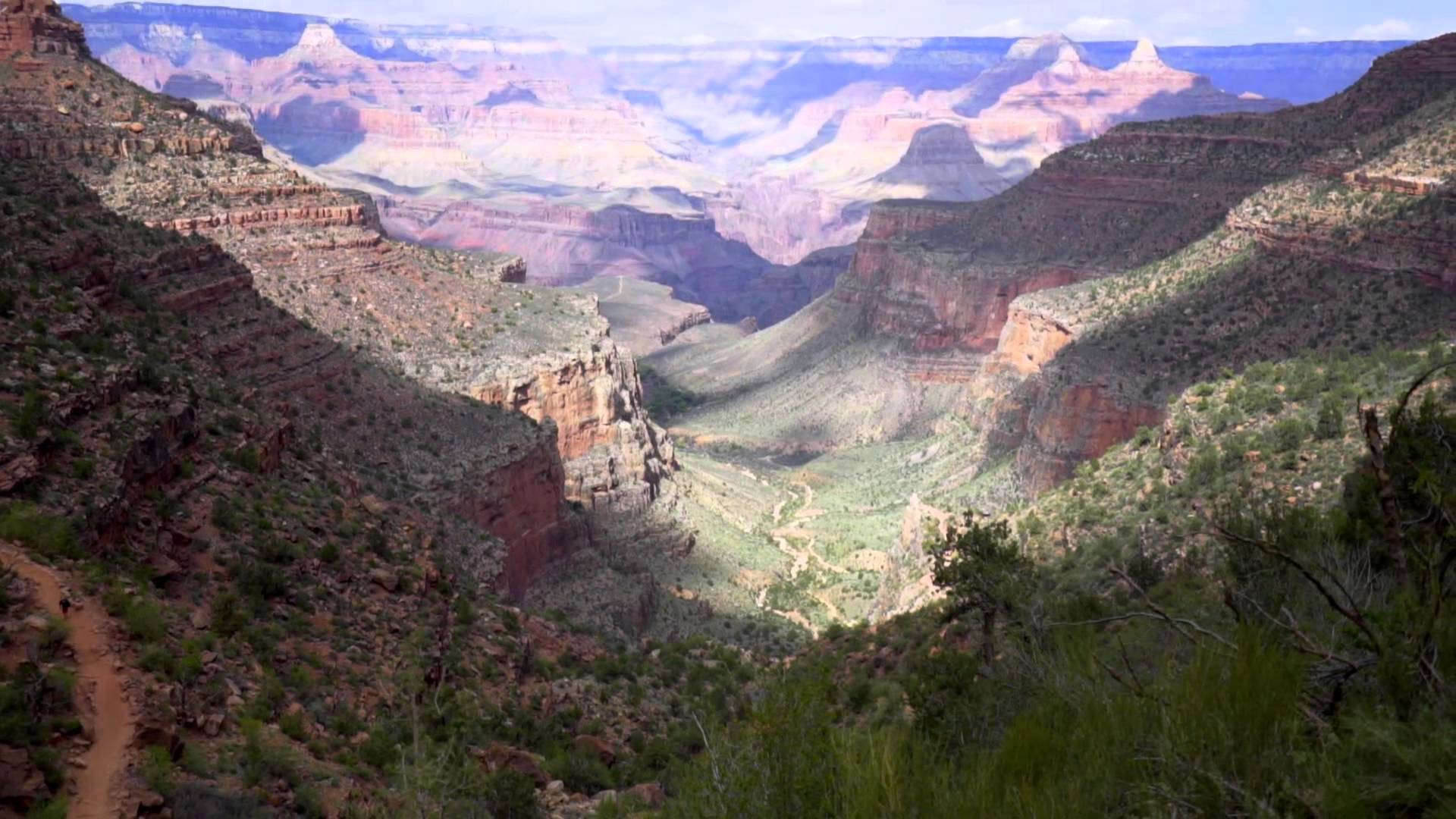 Paralyzed Man Hikes the Grand Canyon With Sons and Grandchildren