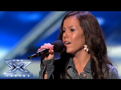 Country Girl Stuns the Judges With Her Gospel Performance