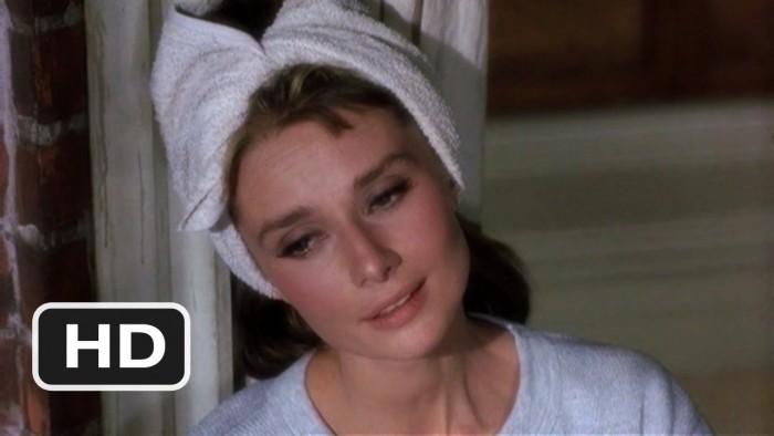Moon River – Audrey Hepburn