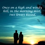 Love Is a Many Splendored Thing – The Four Aces