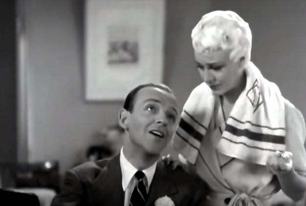 The Way You Look Tonight – Fred Astaire