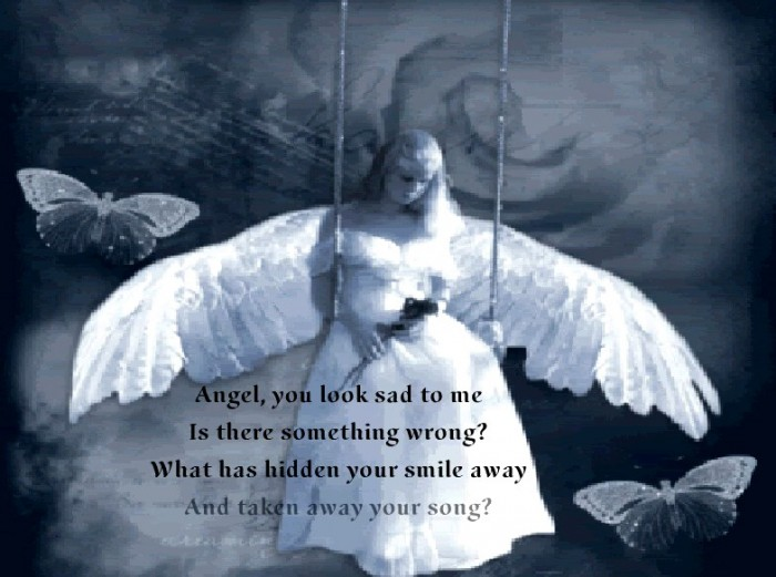 Are You Crying, Angel?