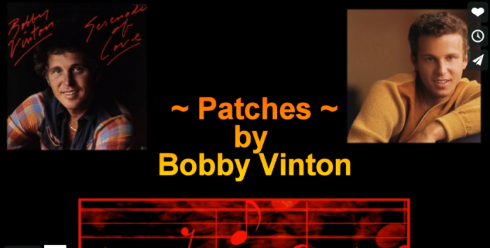 """vinton christian singles Mr lonely (vinton-allen) by bobby vinton, conducted by robert mersey bobby co-wrote """"mr lonely,"""" which had been a mild hit for buddy greco in the autumn of."""