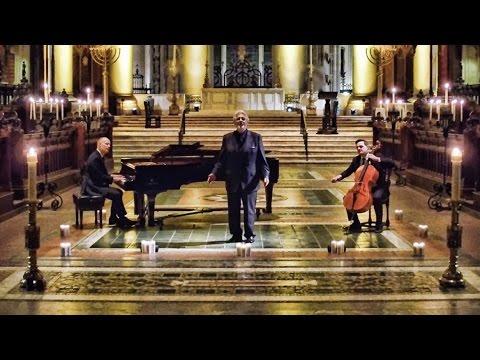 """Silent Night"" ft. Plácido Domingo -ThePianoGuys"