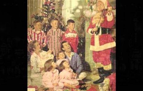 Memories of 1950s Chritmas