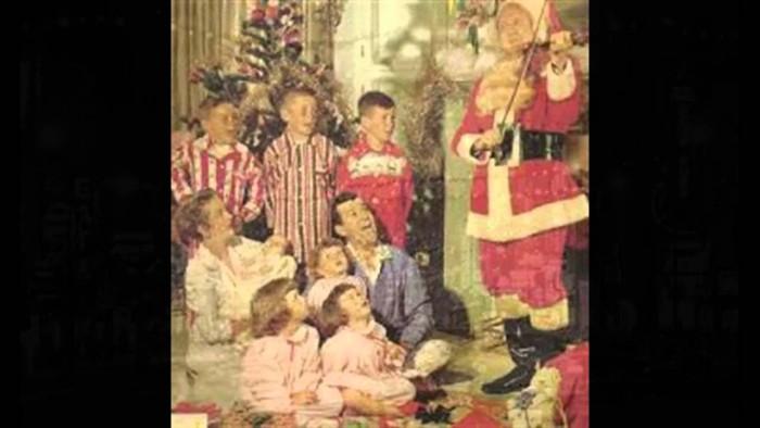 Memories of 1950s Christmas