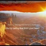A New Year's Prayer