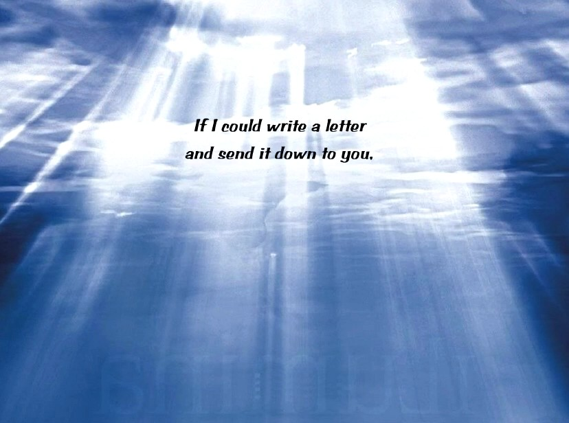 Letter from Heaven 2 – NetHugs