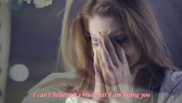 Losing You – Brenda Lee