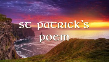 St. Patrick's Poem