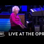 How Great Thou Art – Piano – 98 Yr Old Grandma